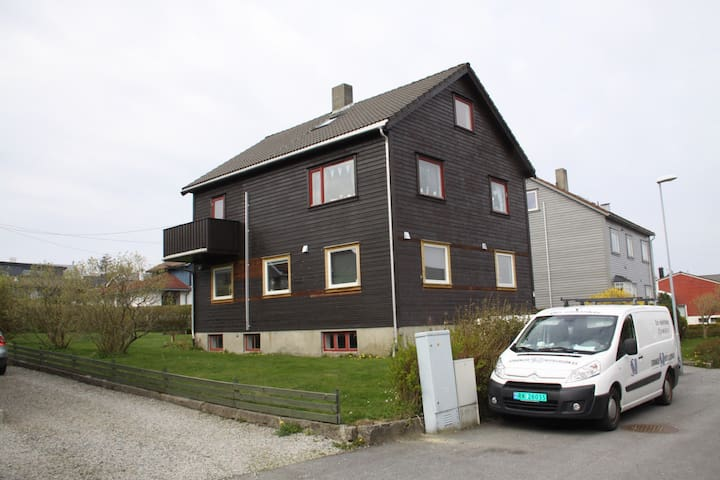Apartment at Ullandhaug