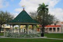 Downtown Miami spring