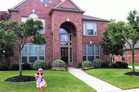 Family home in quiet neighboorhood - Katy