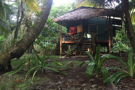 Casa Miskita. Ensueños. Little Corn Island