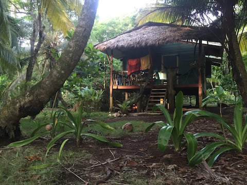 Casa Miskita. Ensueños. Little Corn Island
