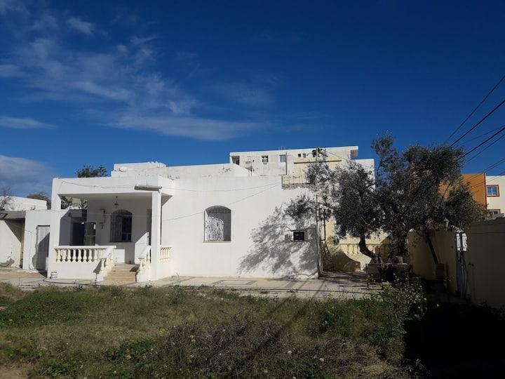 Villa a louer à Tantana Kantaoui sousse