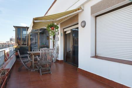 La Bordeta - Barcelona - Apartment