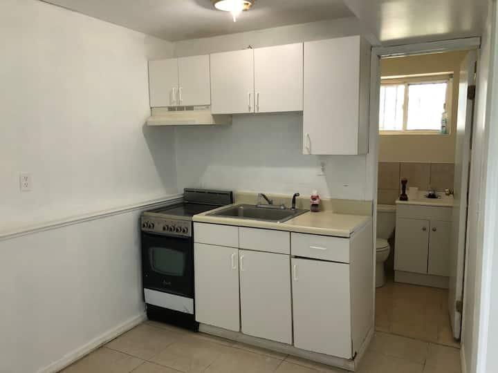 Separate 1 Bedroom entire Apartment