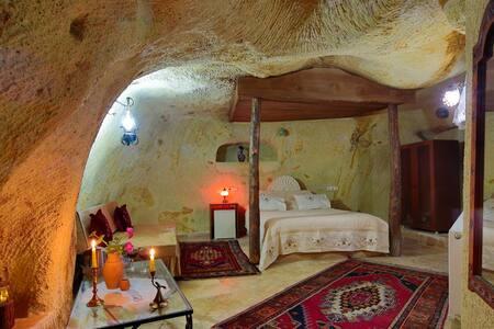 Jerveni Cave Hotel - Cappadocia - Mustafapaşa Belediyesi - Inap sarapan