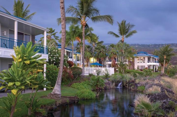 Beautiful & Relaxing Holua Resort: 1 Bedroom