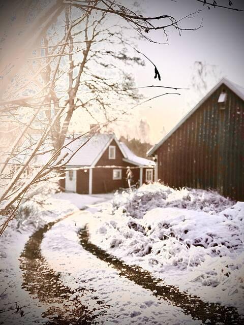 Drömtorpet i Björkefall