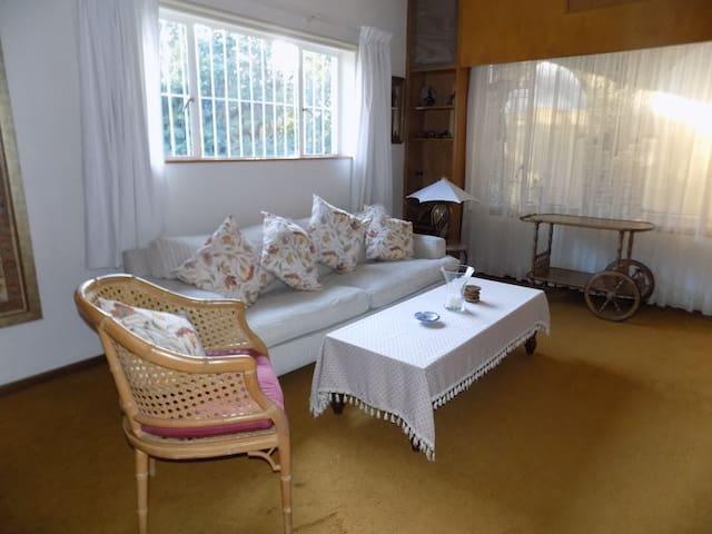 The Corner Apartment