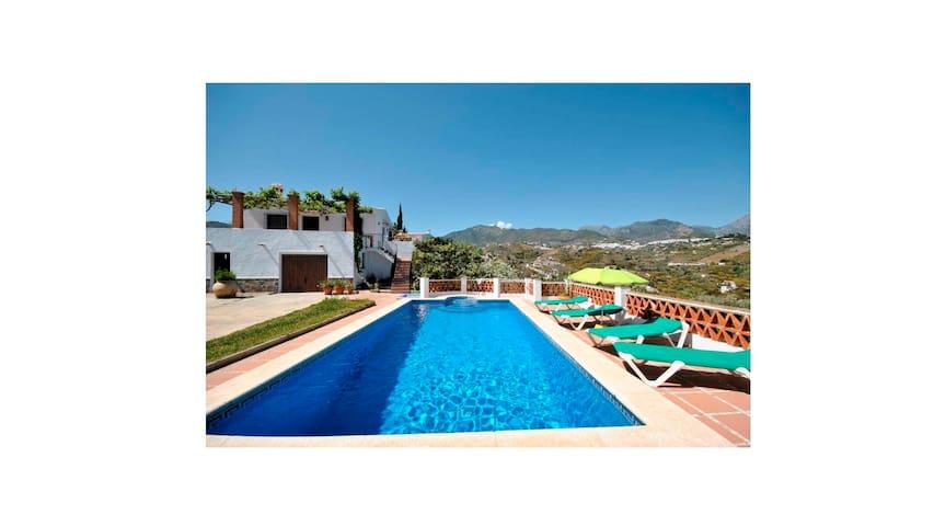 Cozy Villa for 4 people - Frigiliana  - Villa