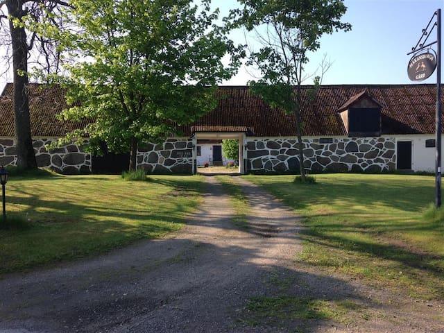Lägenhet på österlen, Skånelänga - Rörum - Daire
