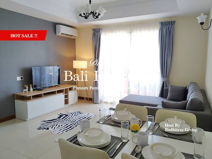 20C1_BigApartment/1BR/Grand View/NiceGym and Pool
