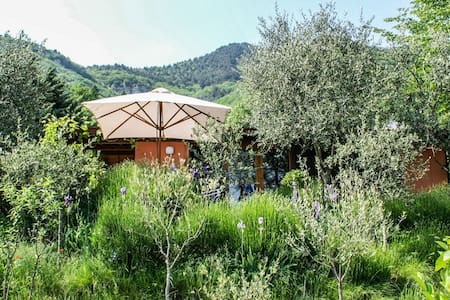 Beautiful bungalow near Lake Garda - Tignale
