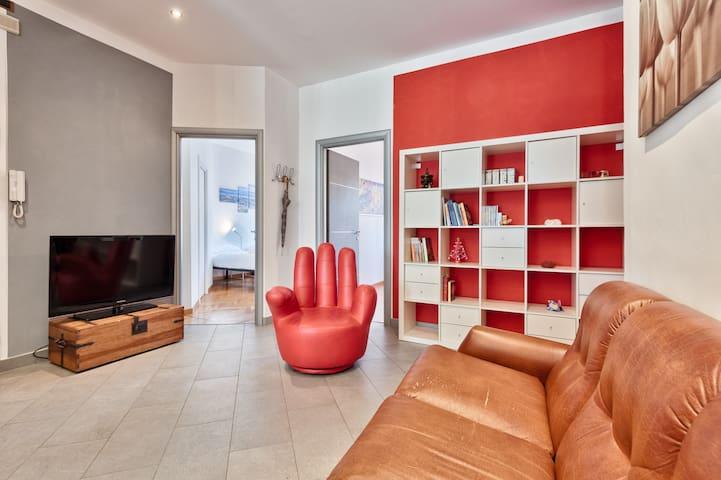 Vanchiglietta Colourful Apartment x5! NEW