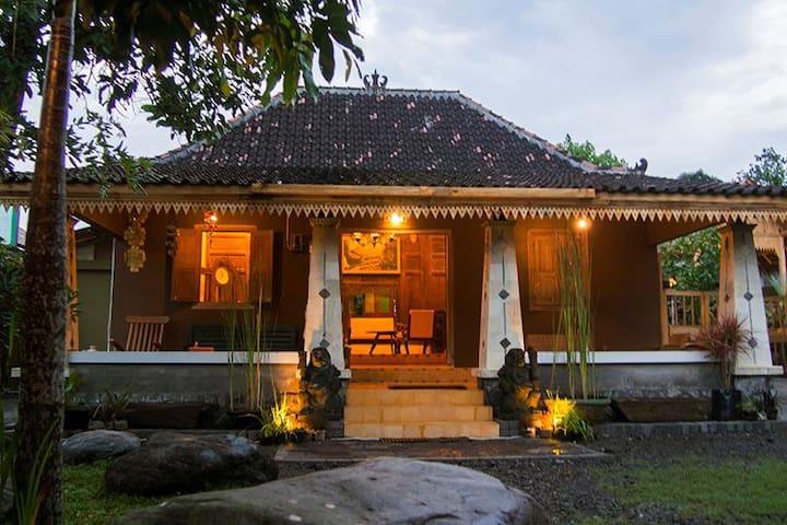 Merapi Terrace - Pakem - House