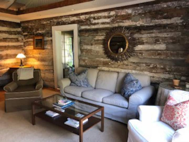 Historic Cabin in Trendy Westside