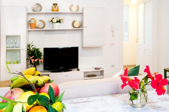 appartamento luminoso Stampace (IUN P1256)