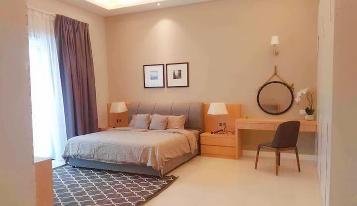 Sitiawan88Homestay™️+Luxury@12pax Free**Wifi+Drinks