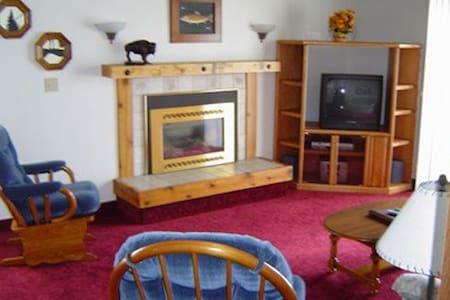 Timbers at Island Park Resort - Island Park - Condominium