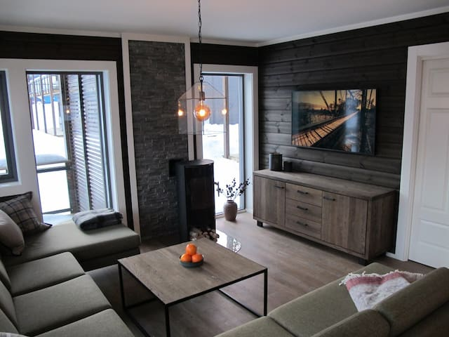 New apartment with high standard in Myrkdalen-Voss