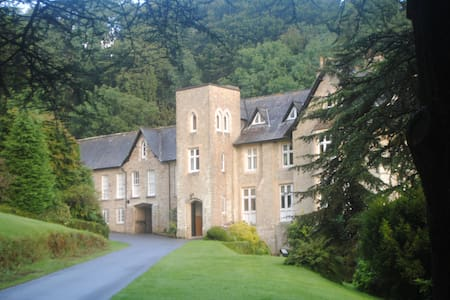 Historic House nr Dartmouth with Swimming Pool - Apartment