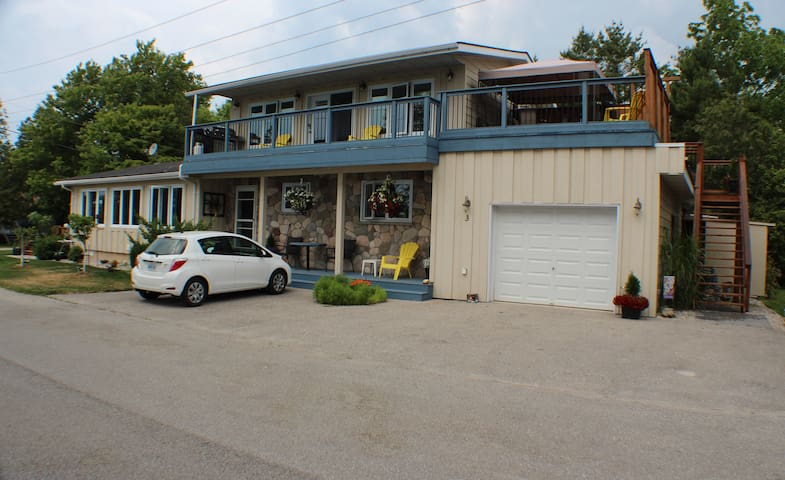 Cosy Apartment Overlooking Lake Huron - Goderich - Apartamento