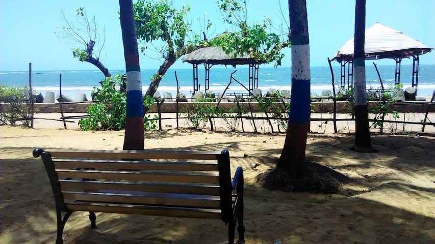 Malvan Chivla Beach Guesthouse