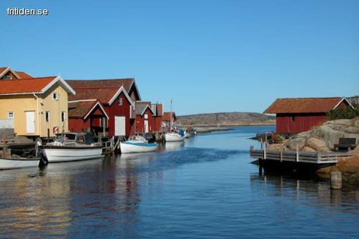 Bo nära genuin miljö på Smögen - Sotenäs S - Apartment