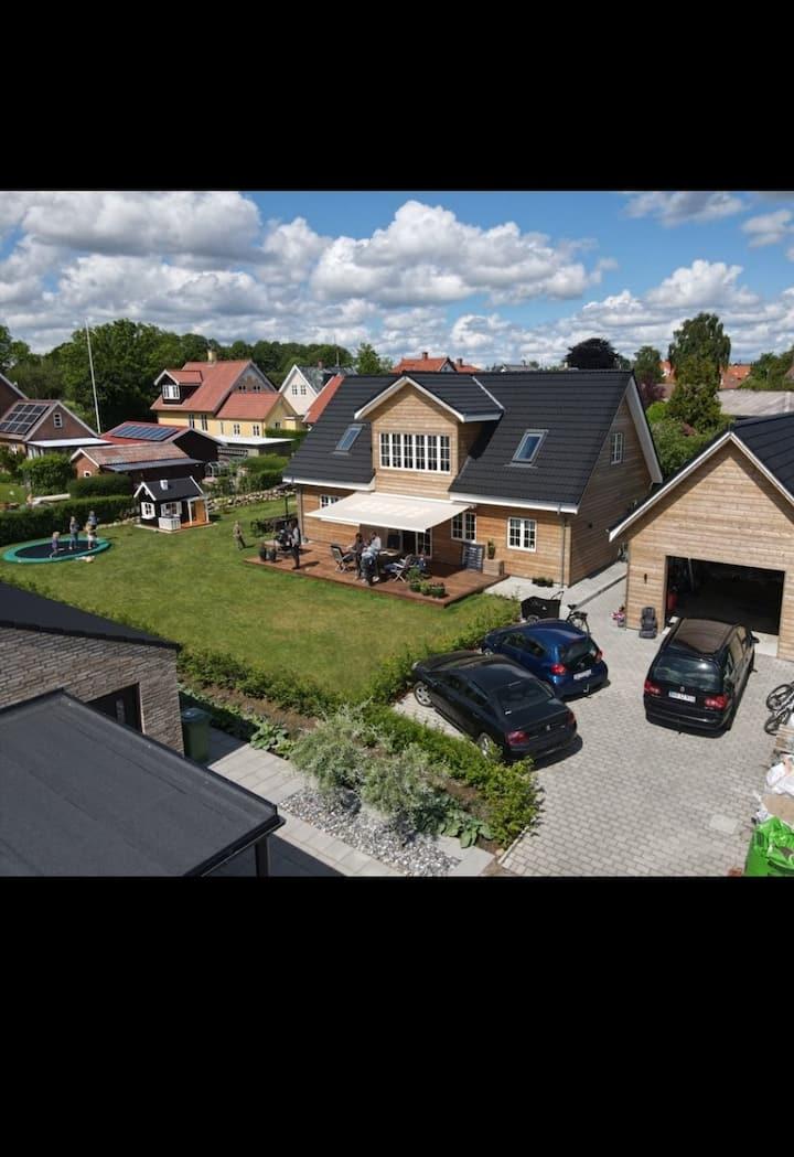 Familiehus på Thurø - kun 200 m til vandet