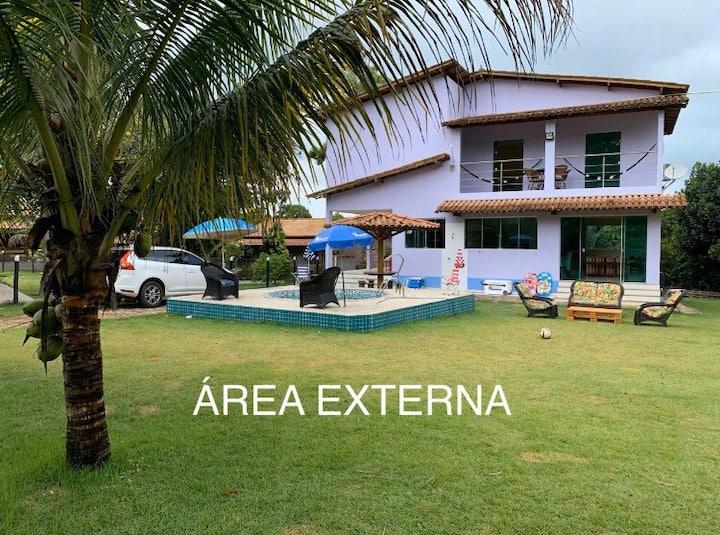 Casa em Praia Grande - ES Conforto e Paz!