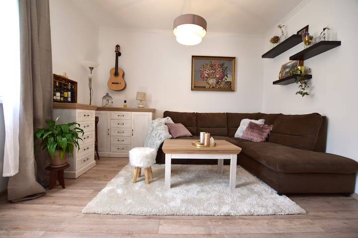 Cozy appartment, great location & balcony