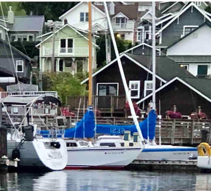 Gig Harbor Mermaid House