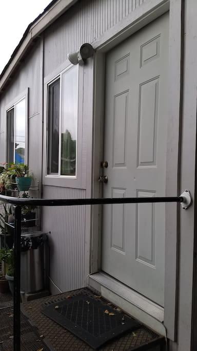Home Entrance.