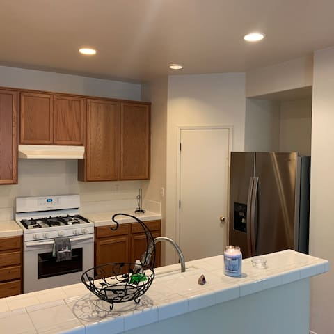 New-house near Travis AFB
