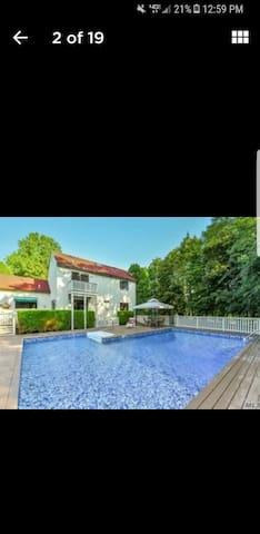 Jamesport Dream - In -Ground Pool (Close to beach)