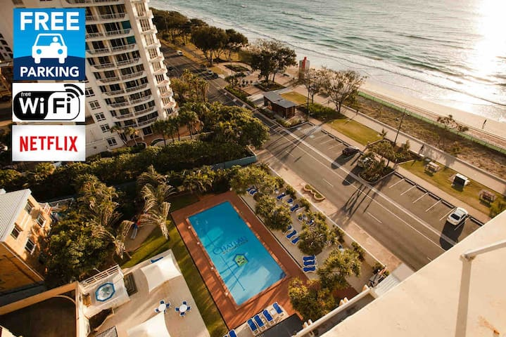 Ocean View Condo in the Heart of Surfers Paradise