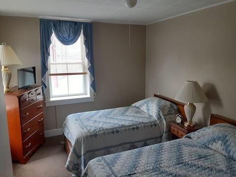 Byron Hotel guest room