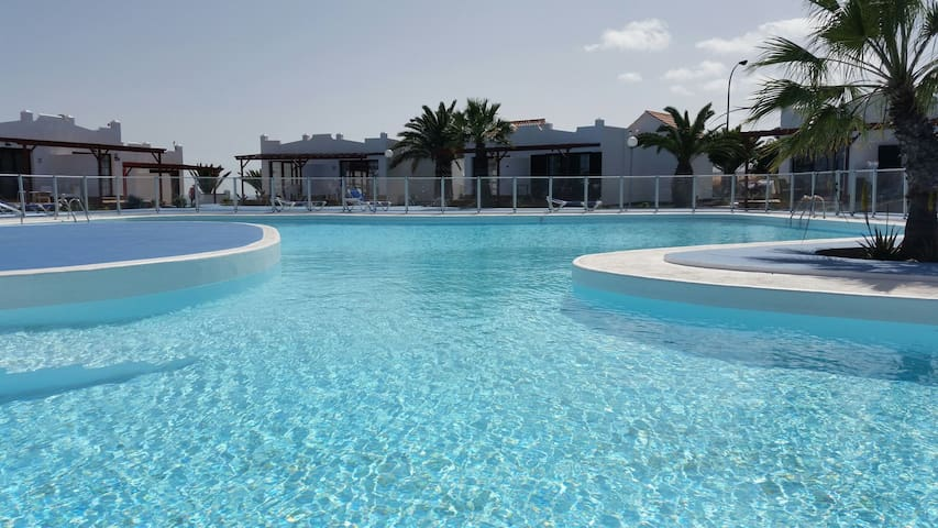 N.36 Smart Bungalow -Wifi Included. - Castillo Caleta de Fuste