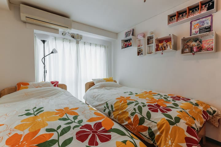★Sweet private apartment, great shopping location★ - Toshima-ku