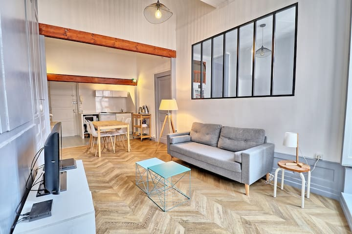 Appartement complet au Centre Ville de Lyon