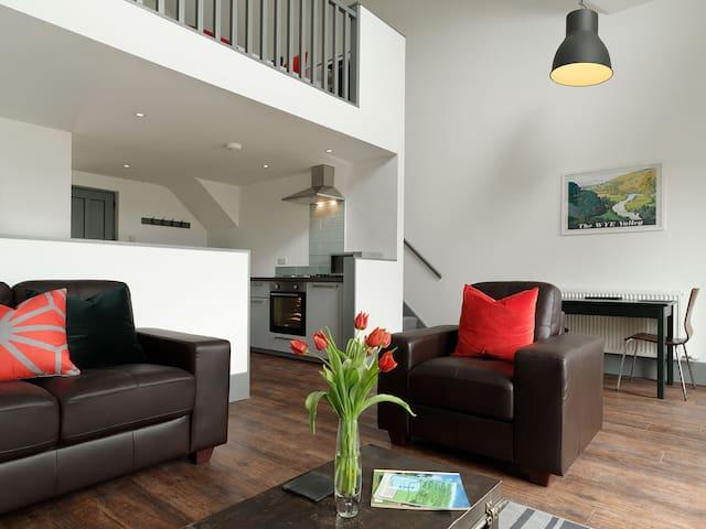Symonds Yat Rock Lodge Apartment 5