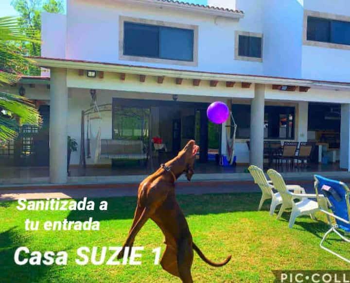 Casa Suzie,donde las mascotas son bienvenidas