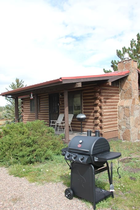 Little colorado cabin 1 cabins for rent in greer for Cabins to rent in greer az