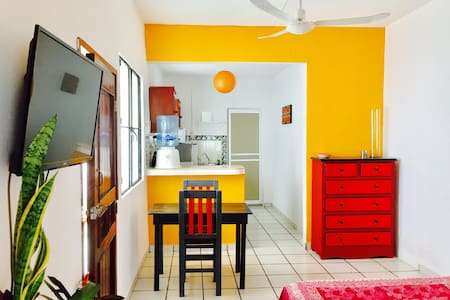 Quinta & Beaches: Flat all comfort 28m² - Playa del Carmen