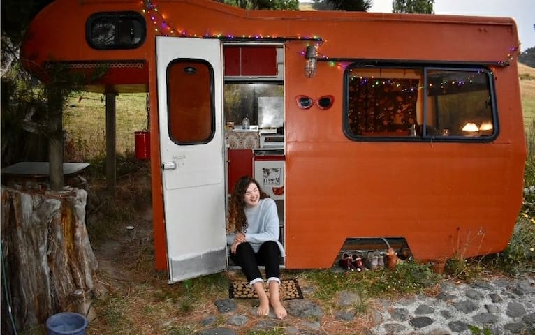 Retro Hut