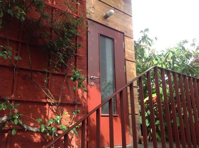 Appartement mit Küche und Terasse - Diessen am Ammersee - Kondominium