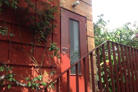 Appartement mit Küche und Terasse - Diessen am Ammersee - Apartament