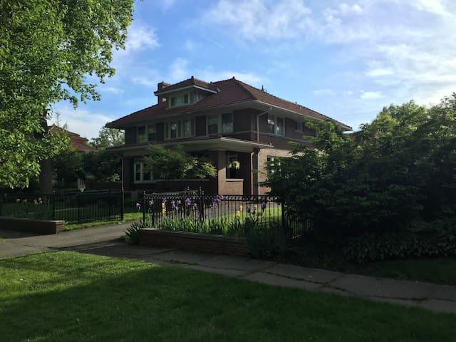 Indy nest - Meridian Kessler - Indianapolis - Appartement