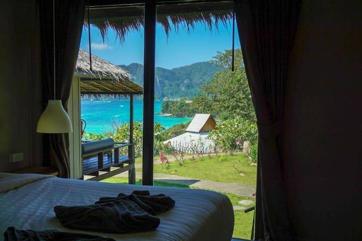 Bungalow West Sea View Room
