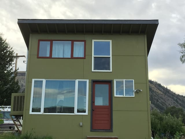 Tiny home Columbia River Waterfront - Brewster - Casa