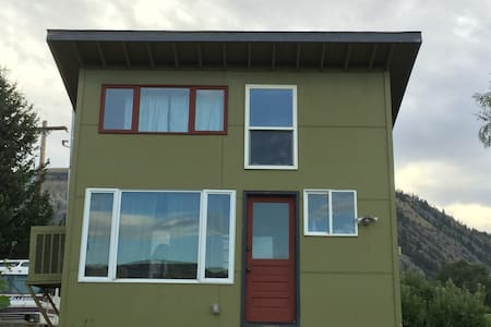 Tiny home Columbia River Waterfront - Brewster - House